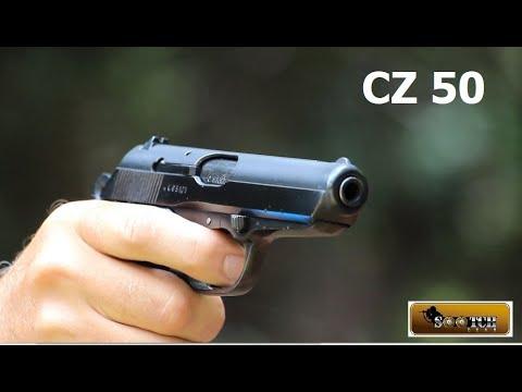 CZ 50 32 Auto Surplus Pistol Review