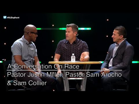 Elephant in the Room - Race (Pastor Justin Miller, Pastor Sa