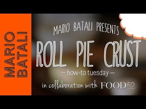 Video: How to Roll out PieCrust