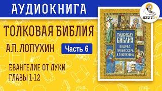 Толковая Библия. А.П. Лопухин. Новый Завет. Часть 6.