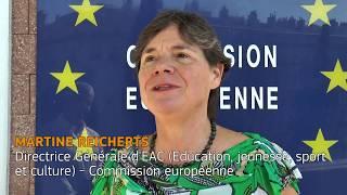 Le Corps européen de Solidarité, c'est quoi?