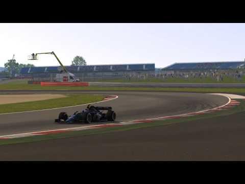 Aston Martin F1 installation lap.....