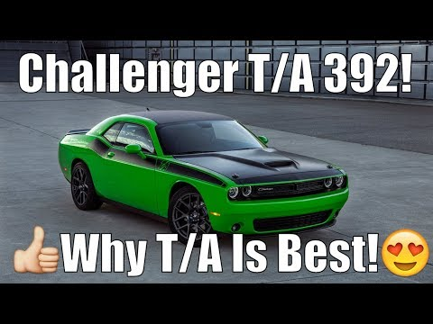 Review: 2017 Dodge Challenger T/A 392 0-60mph | In Depth Review! Fast!