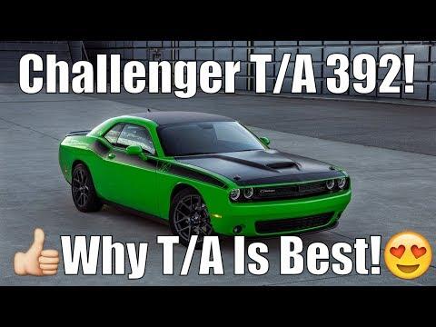 Review: 2017 Challenger T/A 392! 0-60 Street Test. Launch, New Menus!