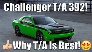 2017 Dodge Challenger T/A 392 0-60mph | In Depth Review! Fast!