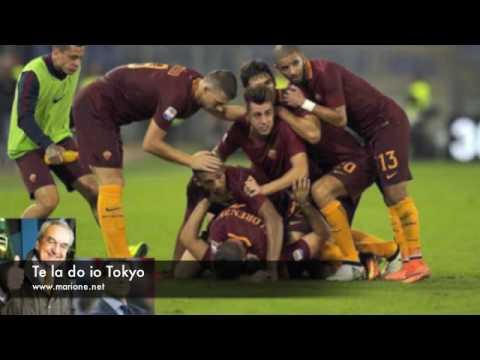 Roma - Inter 2-1: la cronaca di Bruno Pizzul e Fabio Capello