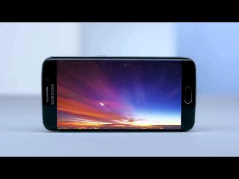 "Galaxy S6 Features -- 5.1"" Quad HD Super AMOLED® Display"
