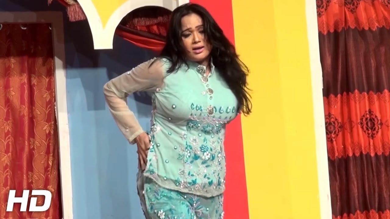 Punjabi stage mujra Ghazal Chaudhary