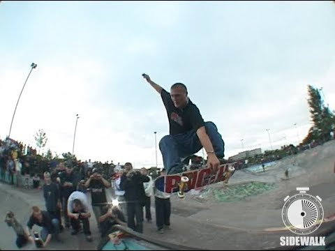 30 Second Thursdays - Livi Skate Party 2001/2002 - Stu Graham, Ben Leyden and more