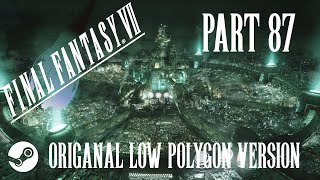 FF7 Longplay – Part 87: Sephiroth in the Cetra Temple
