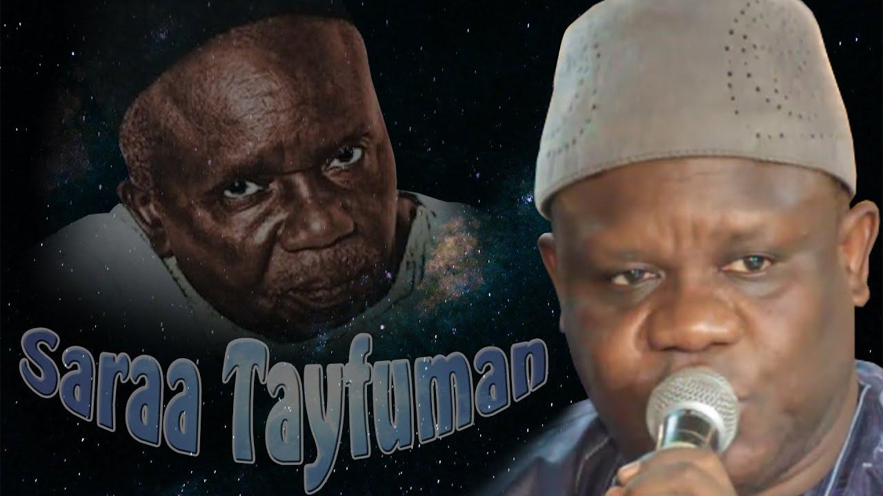 ÉCOUTER Saraa Tayfuman: Ancien 2012 Nouveautés 2019 _ DOUDOU KENDE MBAYE