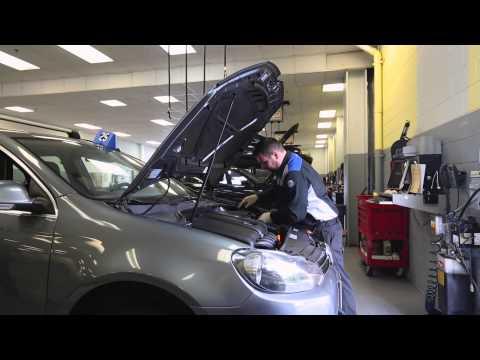 """McKenna """"Surf City"""" Volkswagen's Service & Parts Departments"""