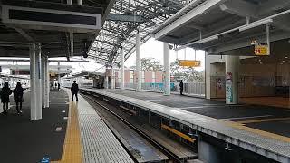 阪神甲子園駅 選抜高校野球期間限定着メロ『世界に一つだけの花』