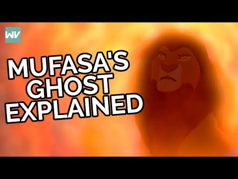 Lion King Theory: Mufasa's Ghost Explained | Discovering Disney