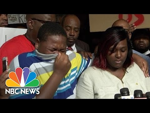 Family Members Speak Out On Death Of Alton Sterling | NBC News