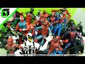 DREAM BOX of TOYS! Spider-man Universe MARVEL LEGENDS (Complete Video)