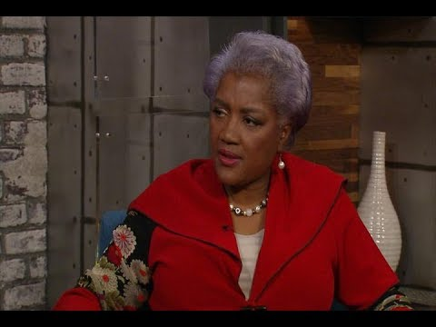 Donna Brazile on fallout over revelations about the DNC in her latest book