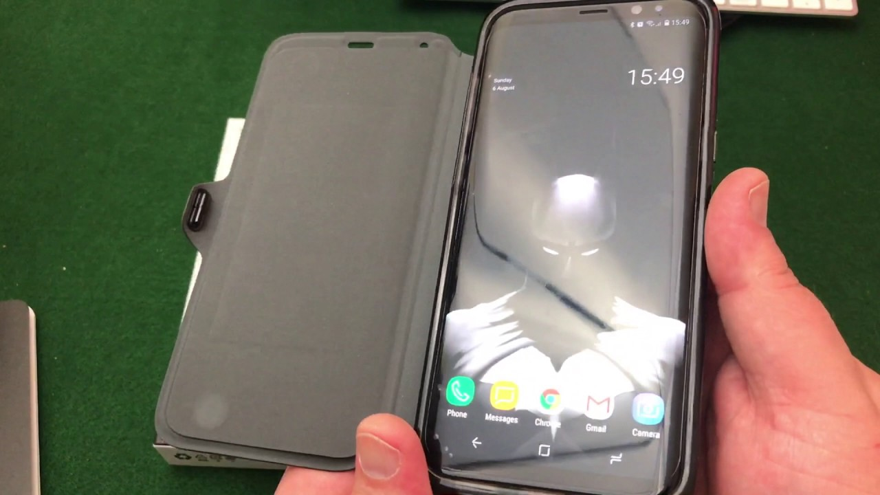 best service 7b3b4 1b65f Tech 21 Evo Wallet Case Unboxing & Review