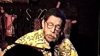 2002年、芦別ロックハウス・ディランにて。