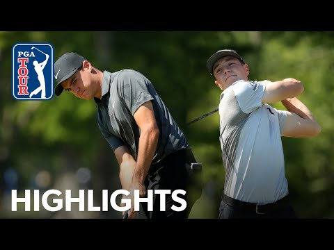Highlights | Round 1 | Zurich Classic | 2021