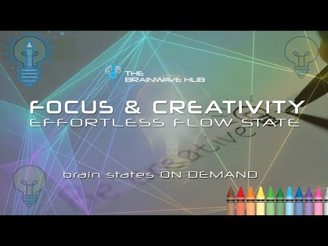 Focus & Creativity (Flow State) Isochronics Tones for Creative Thinking, Writing Mp3