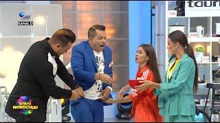 Roata Norocului (25.10.2020) - Theo Rose si Jean de la Craiova, show muzical si provocari incendiare