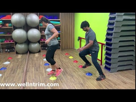 Functional training/ weight loss /Full body workout