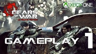 Gears Of War Ultimate Edition Gameplay | Parte 1 ITA