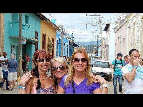 Trinidad (cienfuegos) Cuba, Cuban peoples and best places to visit 2016 HD