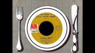 Leola Jiles - TO MAKE A LONG STORY SHORT (Van McCoy)  (1973)