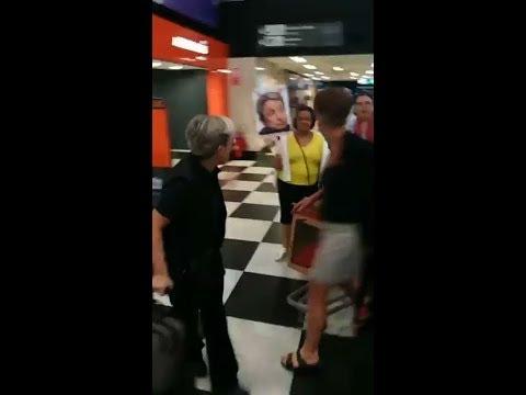 Judith Butler sofre agresssão no Aeroporto de Congonhas