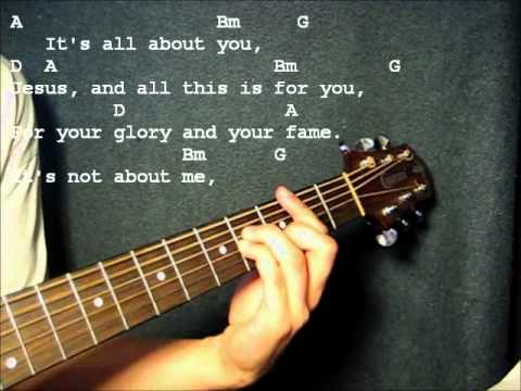 It Is All About You Chords By Paul Oakley Worship Chords