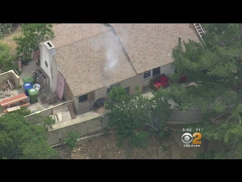 Suspect Shot Dead By Police After Standoff At Sunland Home