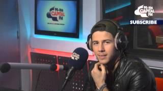 Nick Jonas - Lips, Wife, Leave it!
