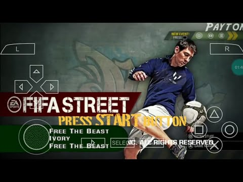 (100MB)Fifa Street 20 BEST GRAPHIQUE HIGHLY COMPRESSED ANDROID+MEDIAFIRE BY MOHAMED