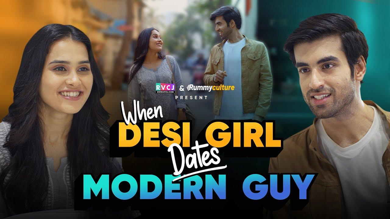 Download When Desi Girl Dates Modern Guy   Ft. Anushka Sharma & Abhishek Kapoor   RVCJ