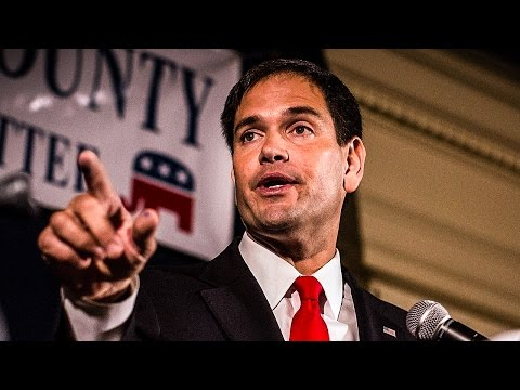 "Marco Rubio Whines About The ""Drama"" Consuming The White House"