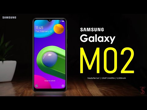 Samsung Galaxy M02 Price, Official Look, Design, Camera, Specifications, Features and Sale Details