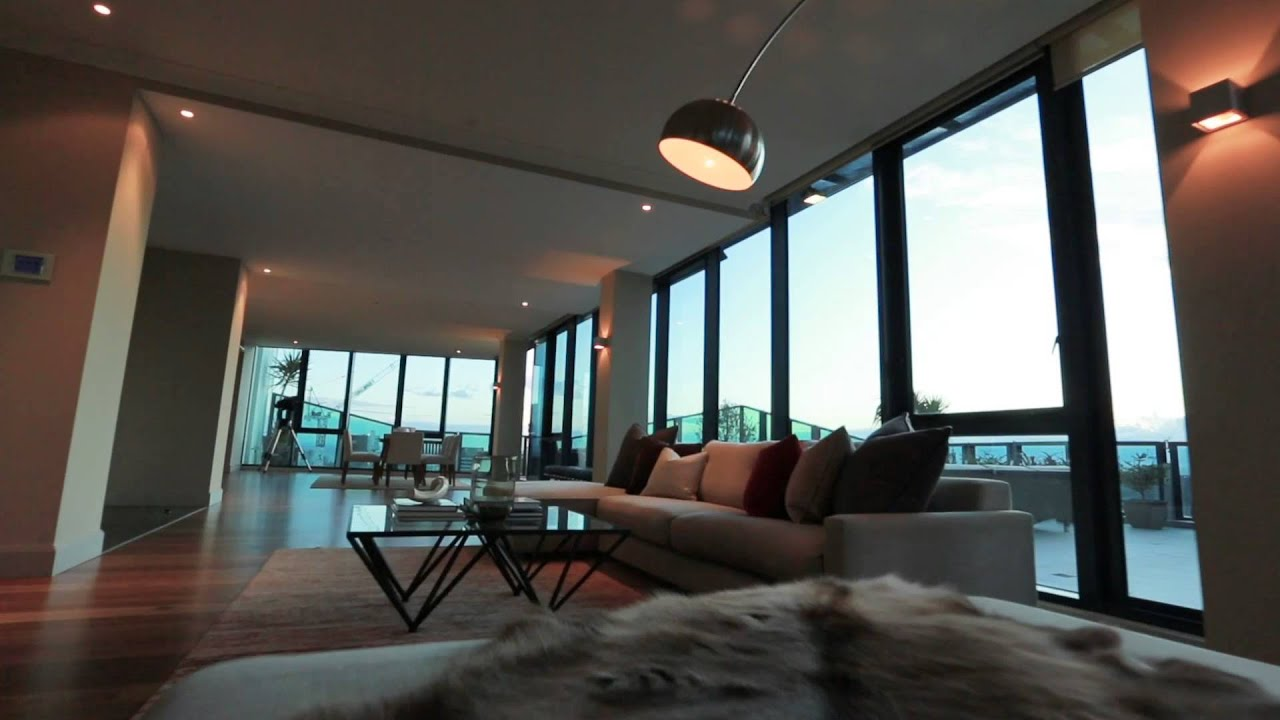 Melbourne Southbank Penthouse for Sale - YouTube