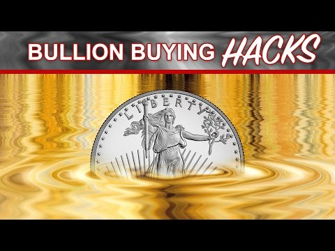 CoinWeek Sponsor: APMD: Hacks for Buying Gold or Silver Bullion - 4K Video