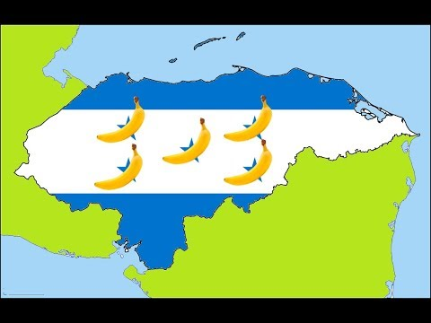 Honduras, la Banana Republic