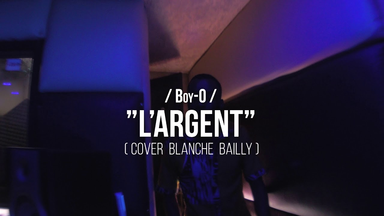 Blanche Bailly - Argent (Boy-O cover)