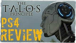 the Talos Principle PS4 Review
