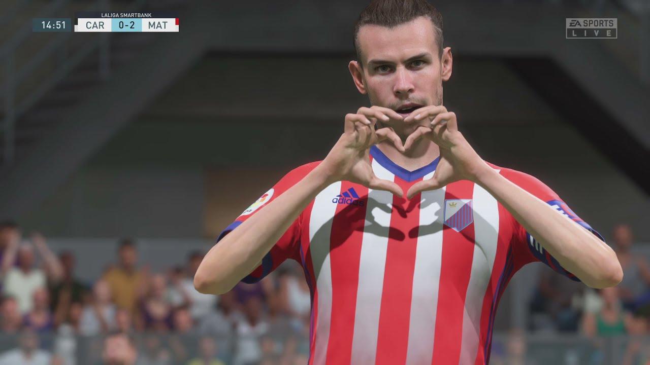 Download Golaso Gareth Bale MAT Tetouan against FC CartagenaFIFA 22