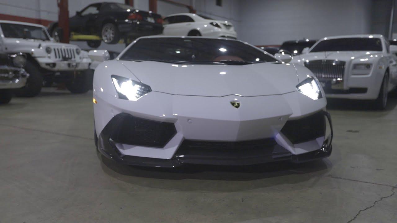 Avorza Lamborghini Aventador By Alex Vega - The Auto Firm  Alex Vega 01:48  HD