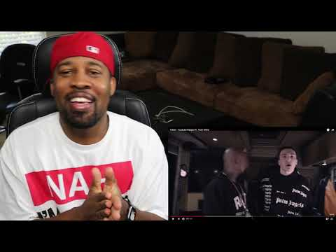 Tech N9ne - Like I Ain't, Worldwide Choppers, Youtube Rapper with Token | Reaction