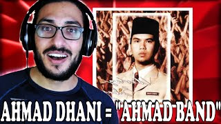 HE IS SINGING OUT THE TRUTH IN THIS ONE! Ahmad Band - Distorsi | Official Video reaction Indonesia
