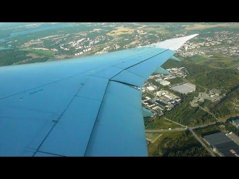 Ethiopian Airlines Boeing 787-9 Dreamliner | Stockholm To Oslo *Full Flight*