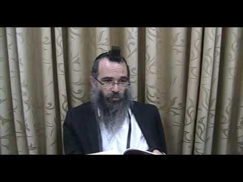 הרב אלחנן לבהר דף היומי מסכת תמורה דף יז'