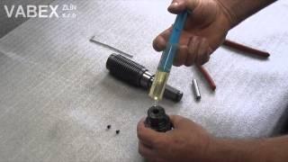 Doplnění oleje do hydraulického systému VAF